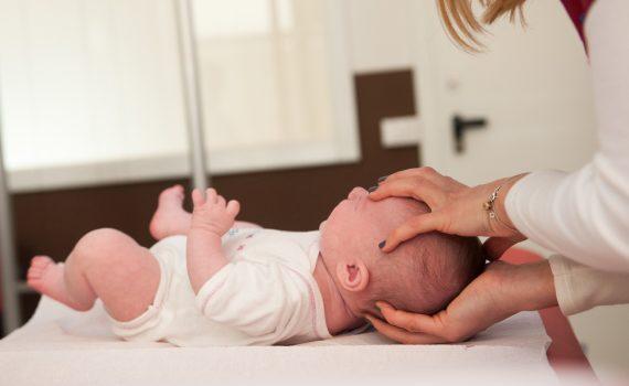Osteopatia pediatrica nei Centri BSC